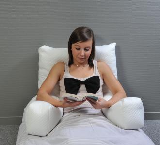 Coussin de lecture Luxe