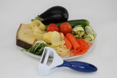 Epluche légumes multi-fonctions
