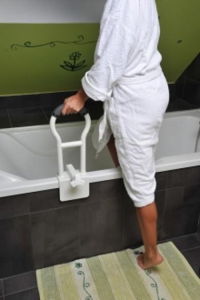 Barre d'accès au bain Sécurit