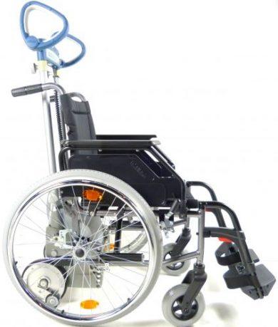 Monte escalier Alber Scalamobil S30 avec fauteuil