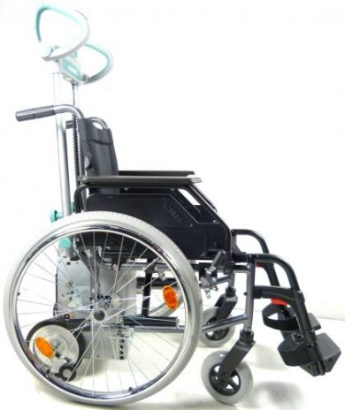 Monte escalier Alber Scalamobil S27 avec fauteuil