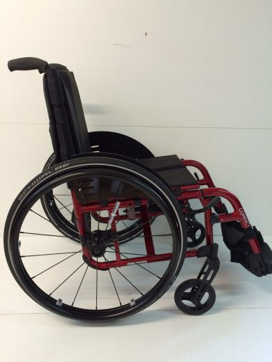 Fauteuil roulant actif Kuschall Compact 41 cm