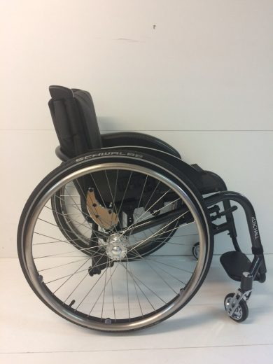 Fauteuil roulant actif Kuschall Kséries 36 cm