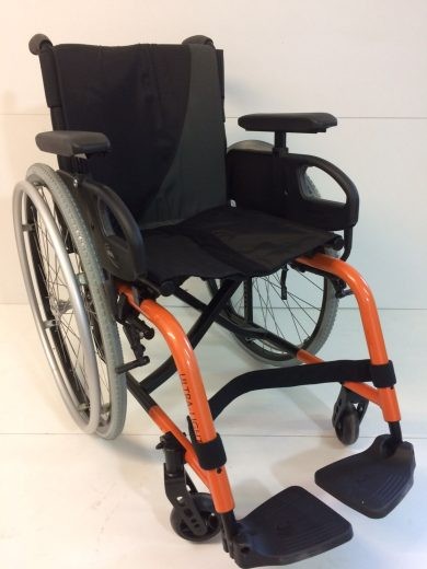 Fauteuil manuel actif Kuschall Ultra-light 40 cm