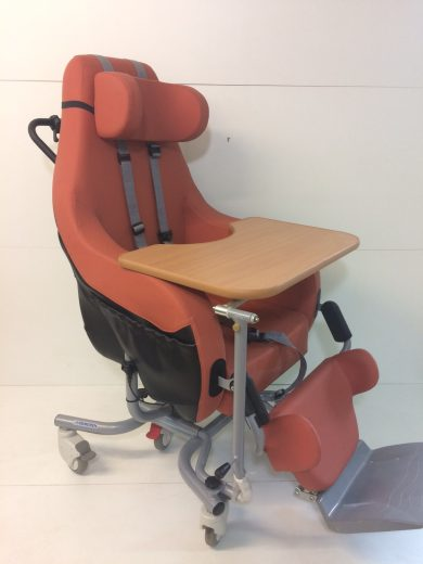 Fauteuil roulant coquille Vermeiren