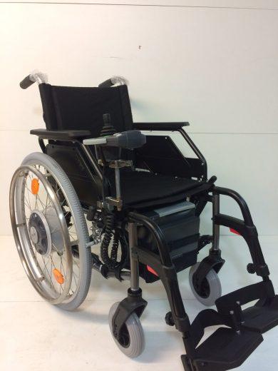 Fauteuil roulant électrique Invacare Alber E'fix E25