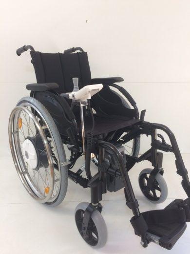 Fauteuil roulant électrique Invacare Alber E'fix E35