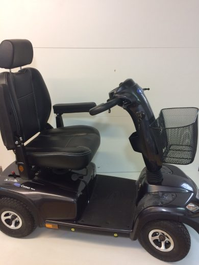 Scooter électrique Invacare Comet Alpine