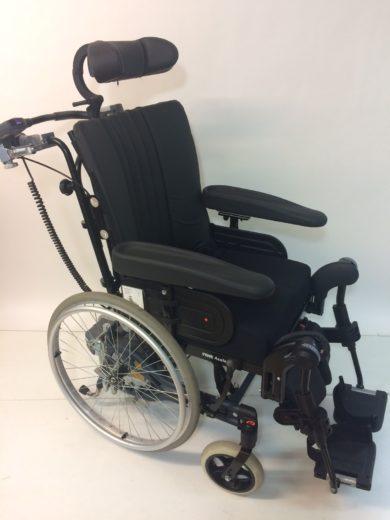 Motorisation fauteuil manuel Alber Viamobil V25