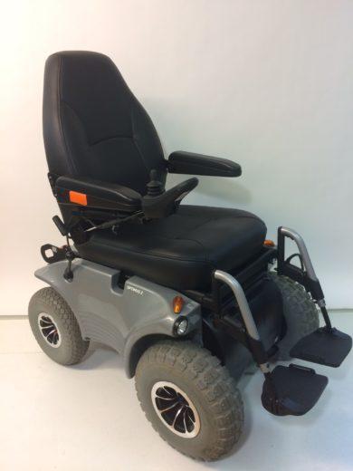 Fauteuil roulant électrique Meyra Optimus2