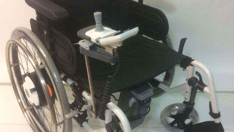 Fauteuil roulant électrique Invacare E'fix E36