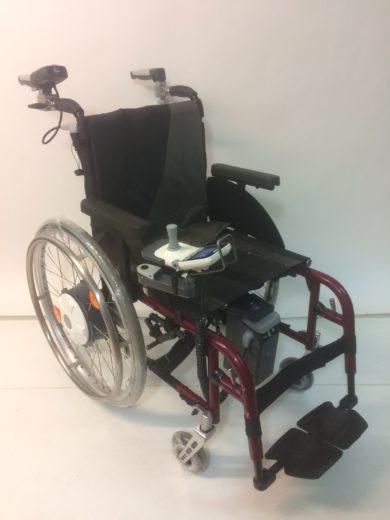 Fauteuil roulant électrique Invacare E'fix E35