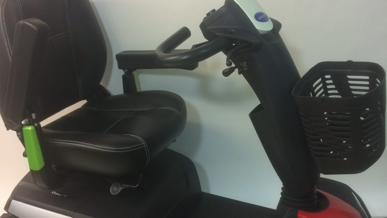 Scooter électrique Invacare Orion Pro 15 km/h