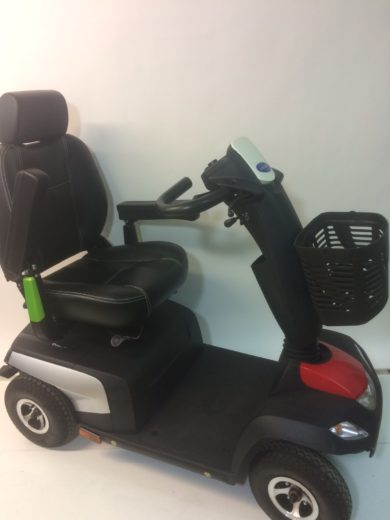 Scooter électrique Invacare Orion Pro 15 km/h