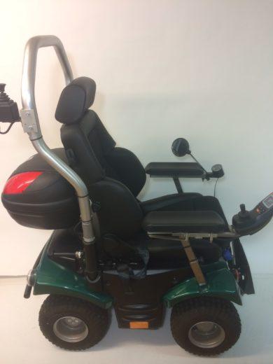 Fauteuil roulant électrique 4X4 Power Country