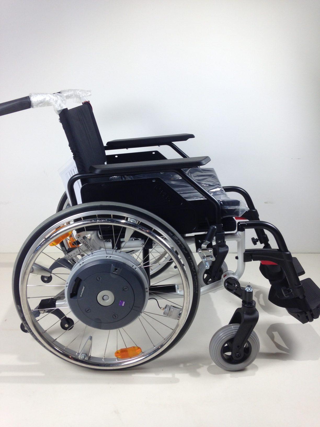 Motorisation De Fauteuil Roulant Alber E Motion M15 Access