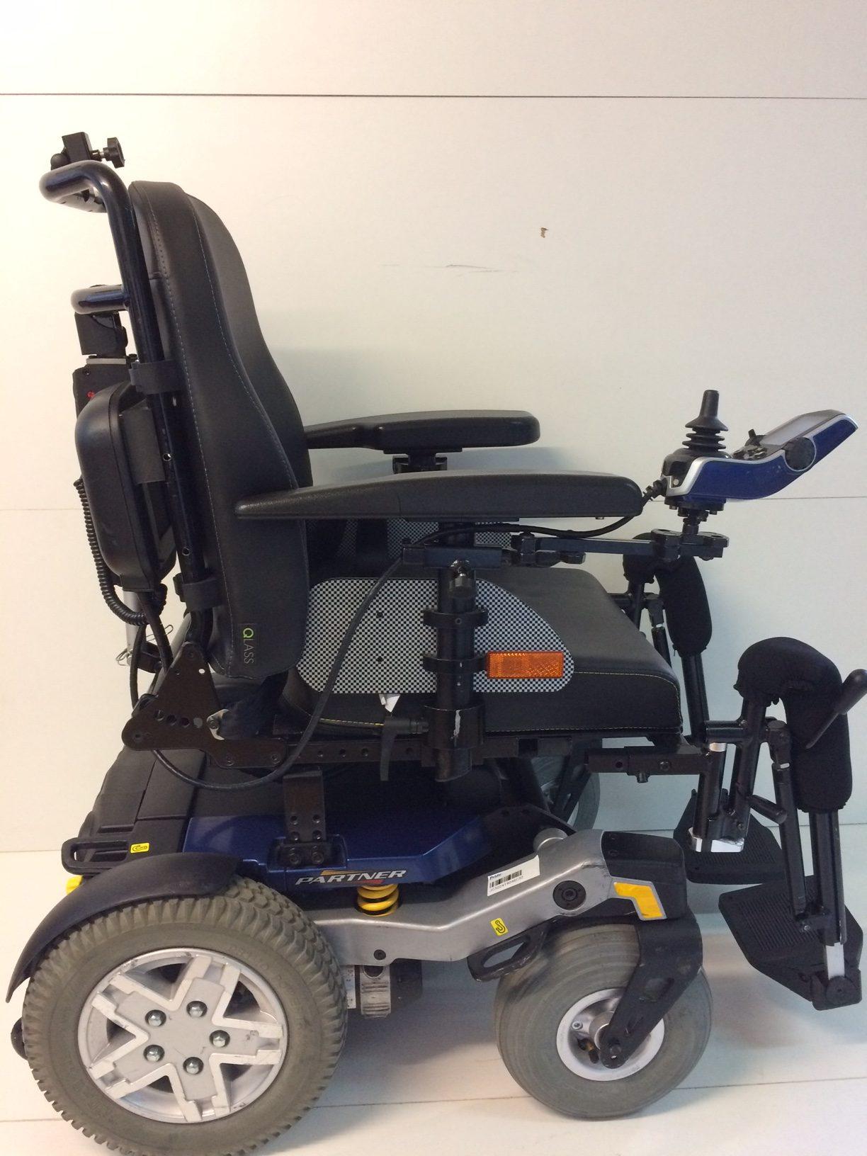 Fauteuil Roulant électrique Pride Partner Kmh Access Santé - Prix d un fauteuil roulant Électrique