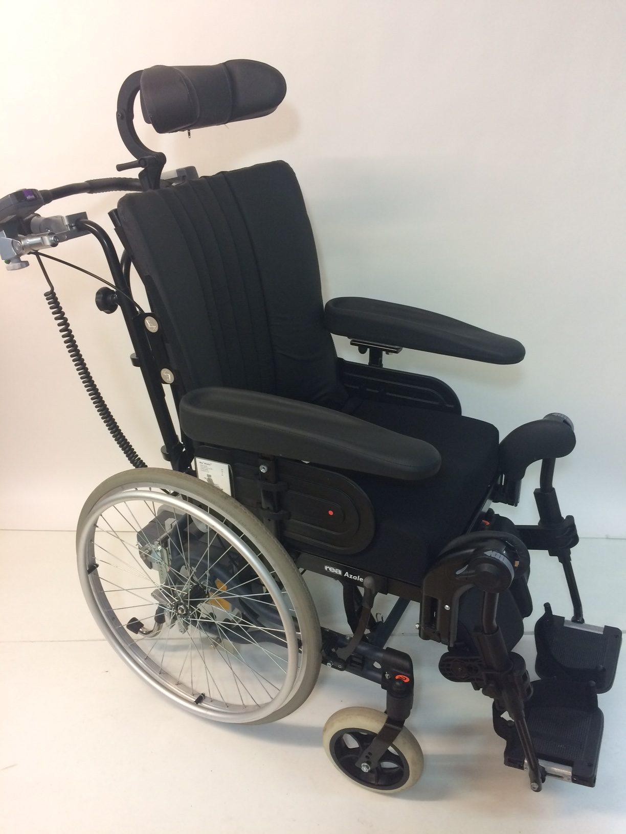Motorisation Fauteuil Manuel Alber Viamobil V25 Access Santé