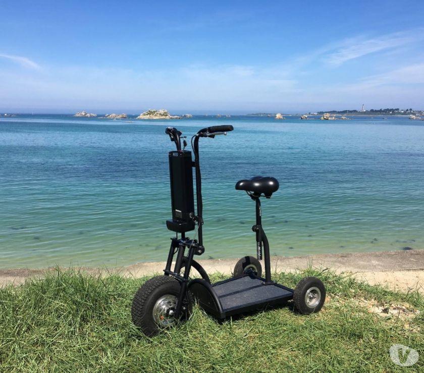 trottinette scooter 3 roues happy city access 39 sant. Black Bedroom Furniture Sets. Home Design Ideas